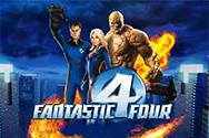 Игровой автомат бесплатно Fantastic Four