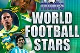 Игровой автомат Top Trumps World Football Stars онлайн