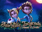 Fairytale Legends: Hansel And Gretel – слот от NetEnt