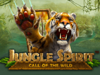 Jungle Spirit: Call Of The Wild – аппарат от NetEnt